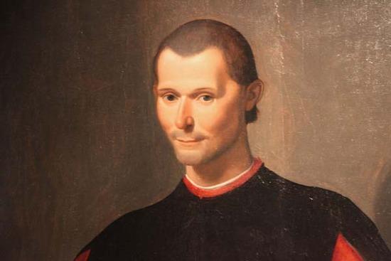 尼可洛·迪貝爾納多·代·馬基維利(Niccolò di Bernardo dei Machiavelli,1469年5月3日-1527年6月21日)是義大利的哲學家、歷史學家、政治家、外交官。所著《君主論》一書提出了現實主義的政治理論。(圖片來源網絡)