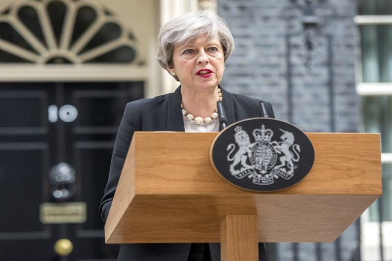 英國首相文翠珊宣布,因應曼徹斯特的襲擊,決定將恐怖襲擊威脅級別,提升至最高的「危急」級別。